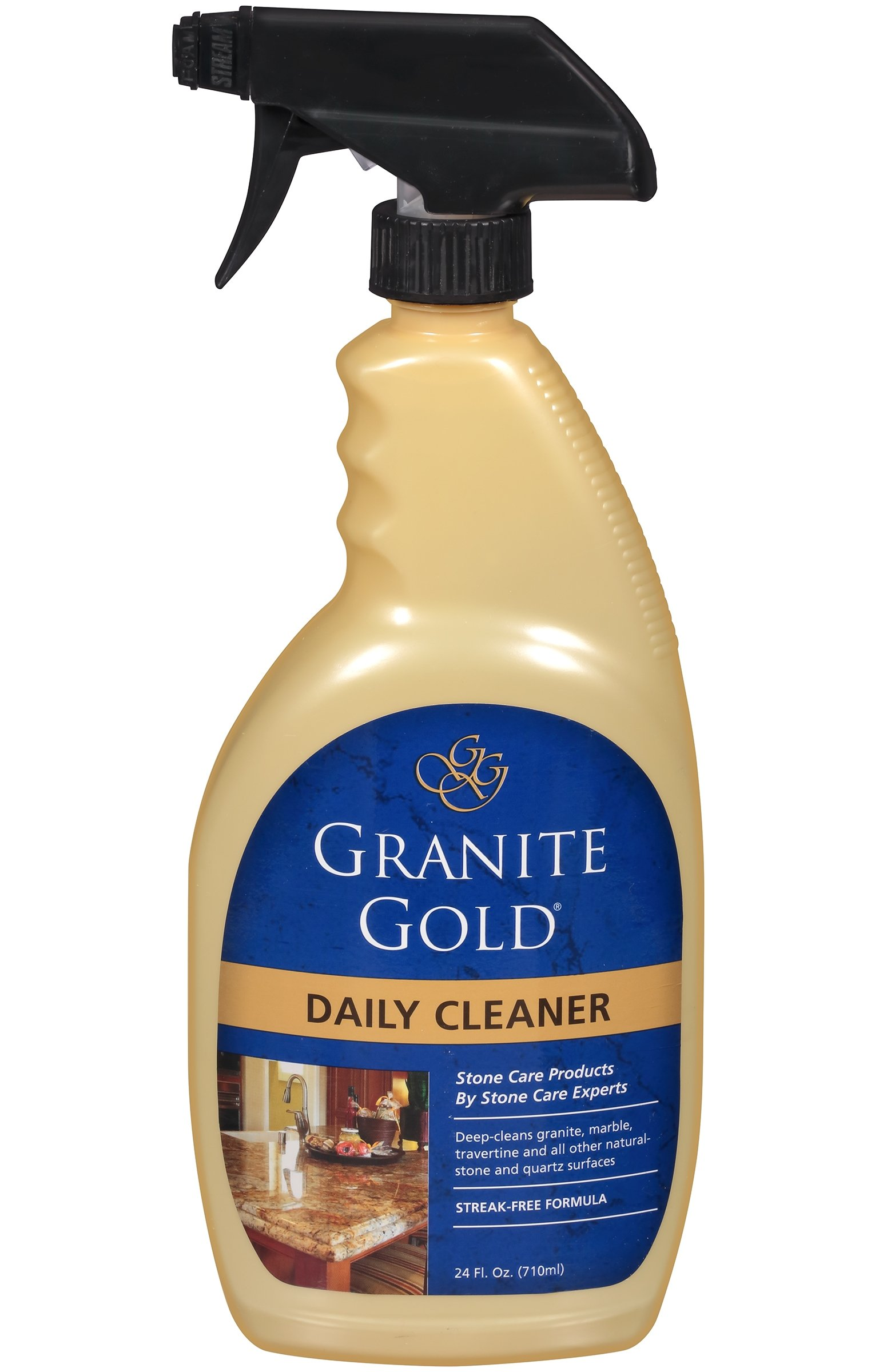 Granite Gold Daily Cleaner GG0029, 24-Ounce (2, DESIGN 1)