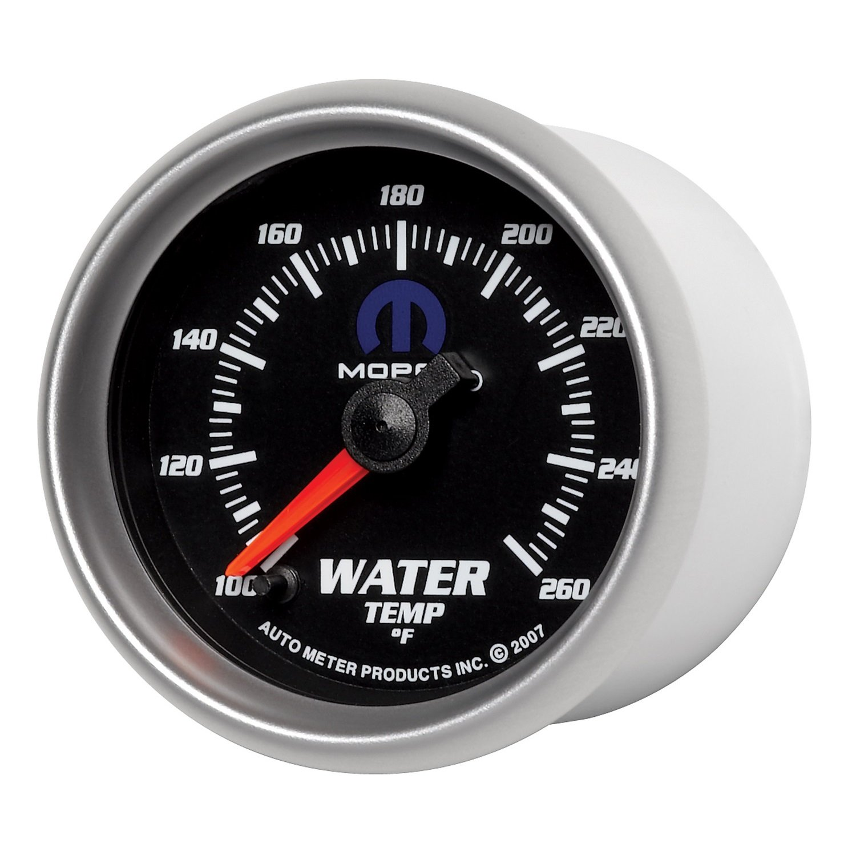 Auto Meter 880018 MOPAR Electric Water Temperature Gauge by Auto Meter (Image #6)