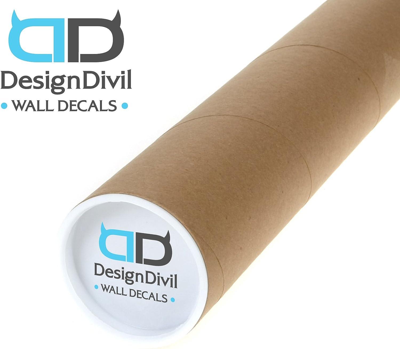 DesignDivil Taille compl/ète Bunny Rabbits Belle p/épini/ère Chambre Stickers muraux dd007