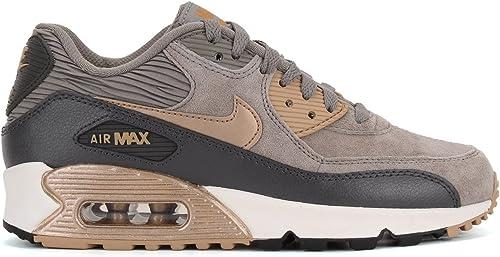 Nike Wmns Air Max 90 Lthr 768887 – 201 Size EUR 44.5: Amazon.it