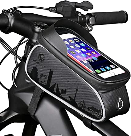 HEKIWAY Bike Frame Bag Impermeable bicicleta Bolsa para bicicleta ...