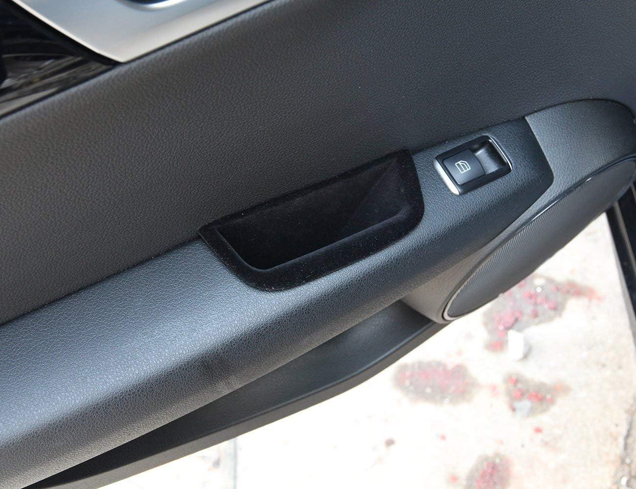 Car Front Door Armrest Handle Holder Storage Box For Mercedes-Benz C Class W204