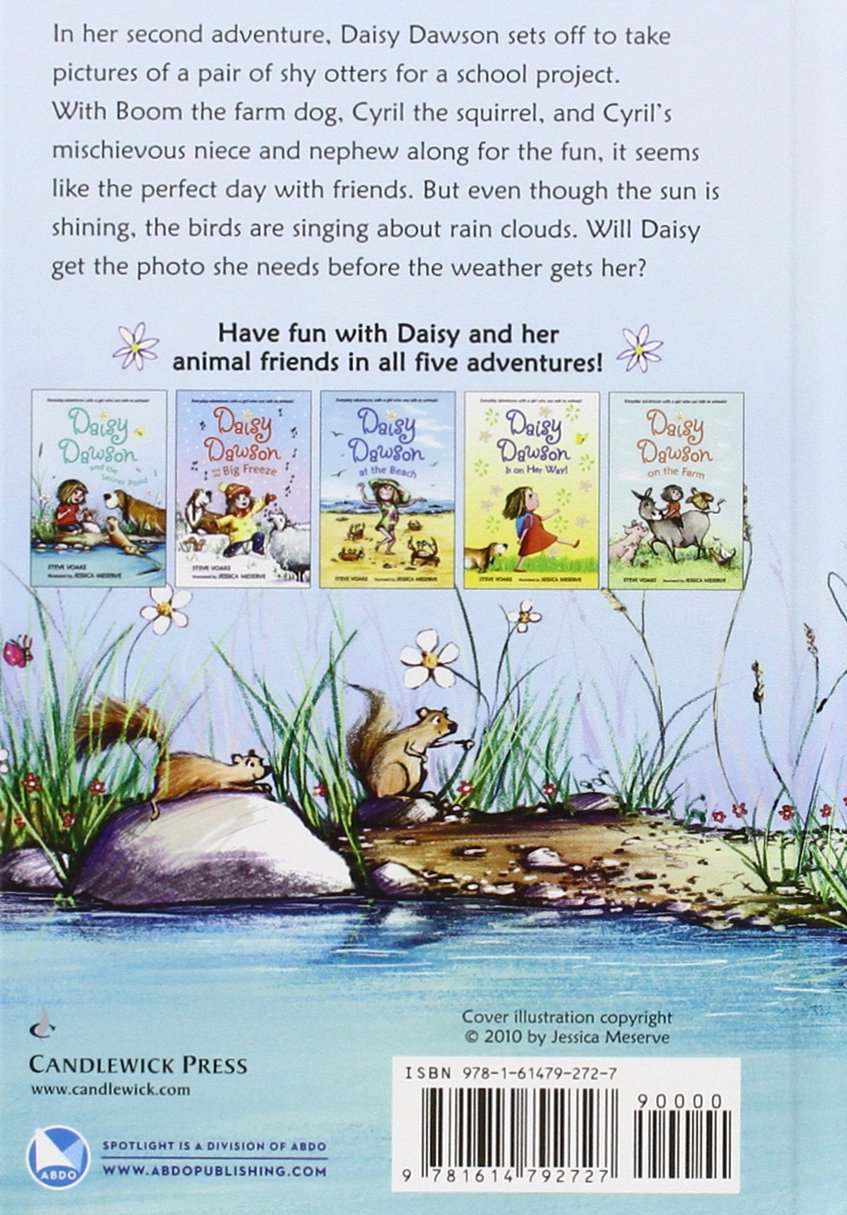 Buy Daisy Dawson and the Secret Pond Book Online at Low Prices in India | Daisy  Dawson and the Secret Pond Reviews & Ratings - Amazon.in