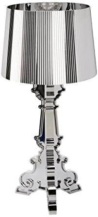 Kartell Bourgie Lampe Abs E14 Chrom 68 X 78 X 68 Cm Amazonde