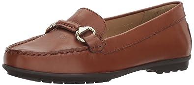 7d1981c94554c6 Geox D Elidia B, Mocassins Femme: Amazon.fr: Chaussures et Sacs