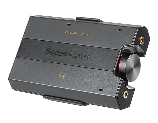 7 opinioni per Creative Sound Blaster E5 DAC USB e