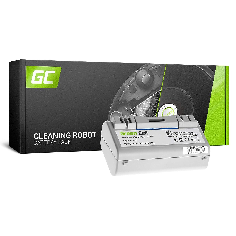 GC® (3.5Ah 14.4V Ni-MH Pile) Batería para iRobot Scooba 5910 de ...