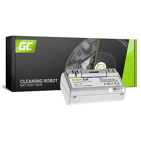 Green Cell® Batería de Aspirador para iRobot Scooba 390 (Ni-MH celdas 3.5