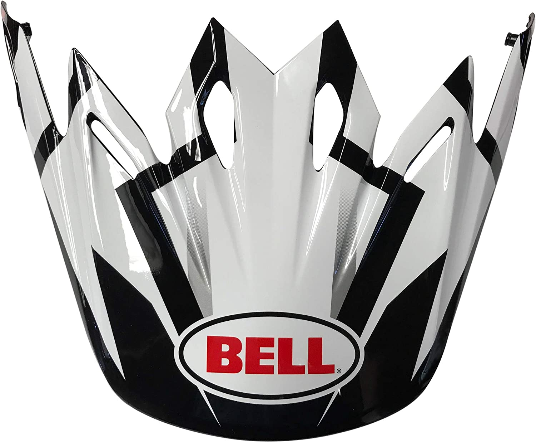 Bell Moto-9 Visor Intake Matte Black