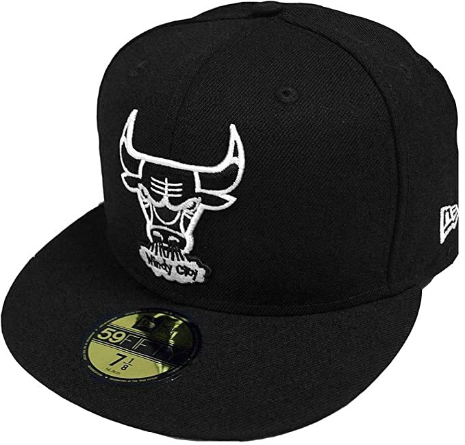 New Era Memphis Grizzlies HWC NBA Black White 59fifty Fitted Cap Limited Edition