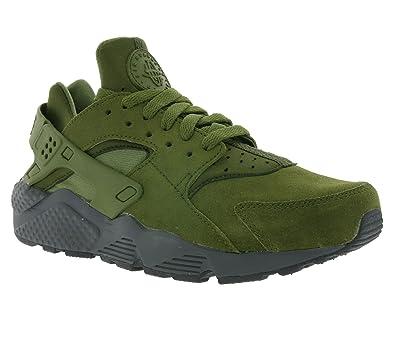 Nike Men Air Huarache Run Se (Legion Green Legion Green-Anthracite) Size 7c06e80111ae