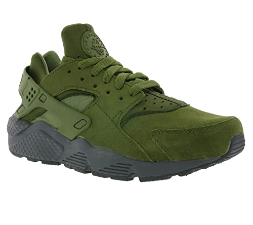 Zapatillas Nike – Air Huarache Run Se Verde/Verde/Carbón Talla: 39