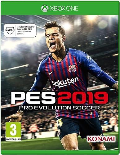 Pro Evolution Soccer 2019: Amazon.es: Videojuegos