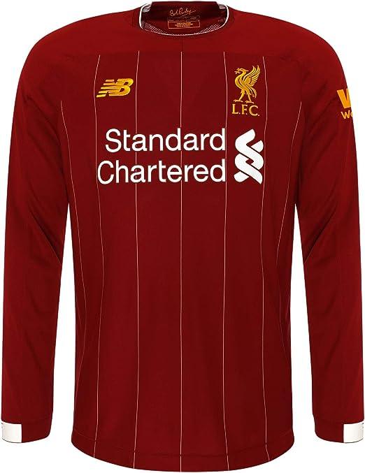 Amazon.com: Liverpool FC Home Kit 2019/2020 Camiseta de ...