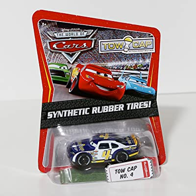 Disney / Pixar CARS Movie Exclusive 1:55 Die Cast Car with Sythentic Rubber Tires Tow Cap: Toys & Games
