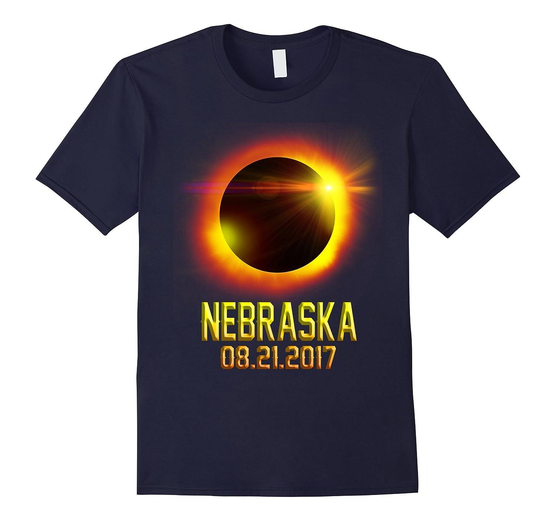 Nebraska Total Solar Eclipse 2017 shirt-BN