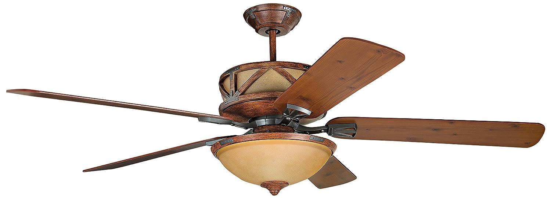 rustic fans ceiling by lonestar star design lone ellington fan