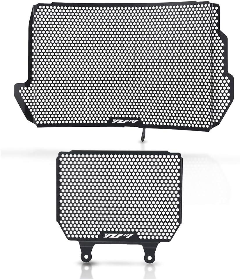 Kühlerschutzgitter Schutzgitter Kühlergitter Ölkühlerabdeckung Motorradzubehör Für Yamaha Yzf R1 2015 2020 Für Yamaha Yzf R1m 2015 2020 Auto