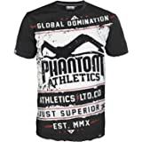 "Phantom Athletics T-Shirt ""Walkout"" - Black/White"