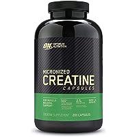 Optimum Nutrition Creatine 2500, Standard, 200 Capsules