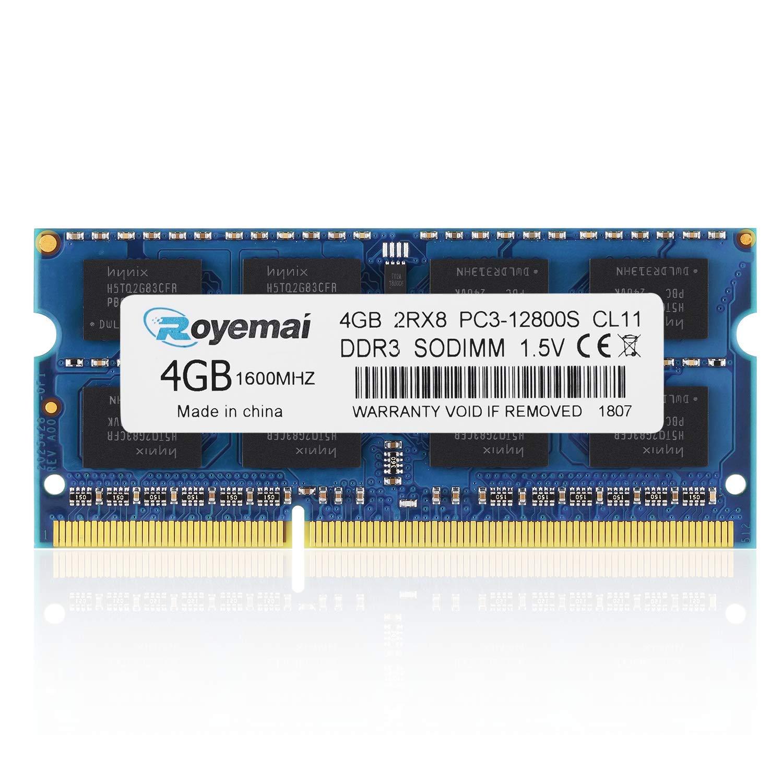 Memoria Ram 4GB DDR3 1600MHZ PC3-12800 SODIMM DUOMEIQI A