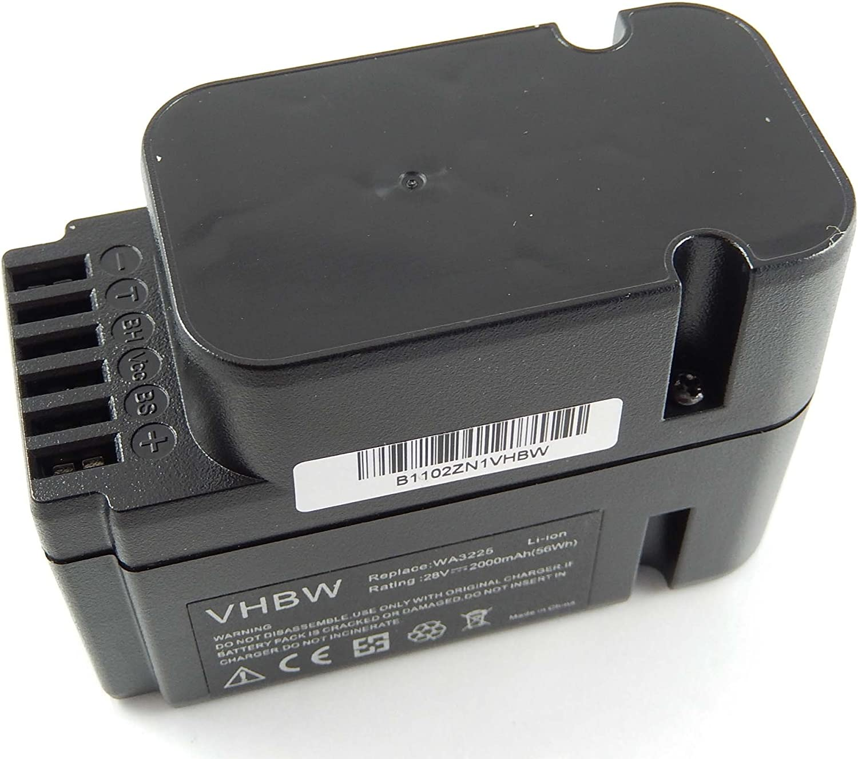 AKKU 28V 1500mAh für Worx Landroid M800 WG790E.1 M500 WG754E