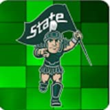 Sparty Ice Glider