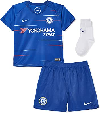 Nike Chelsea Home Kit - 18-24 Months, Blue, 18-24 Months (919351496)