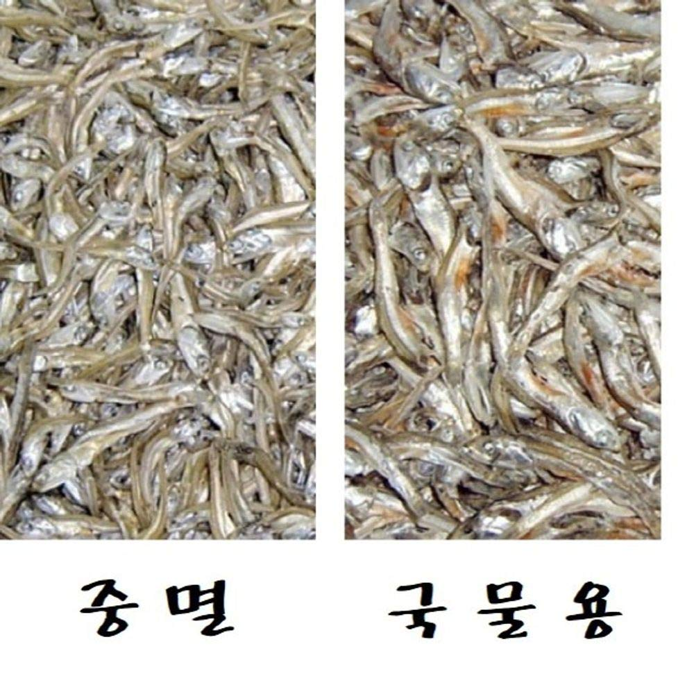 Premium Anchovy Set #1, 1.3kg, Product of Korea