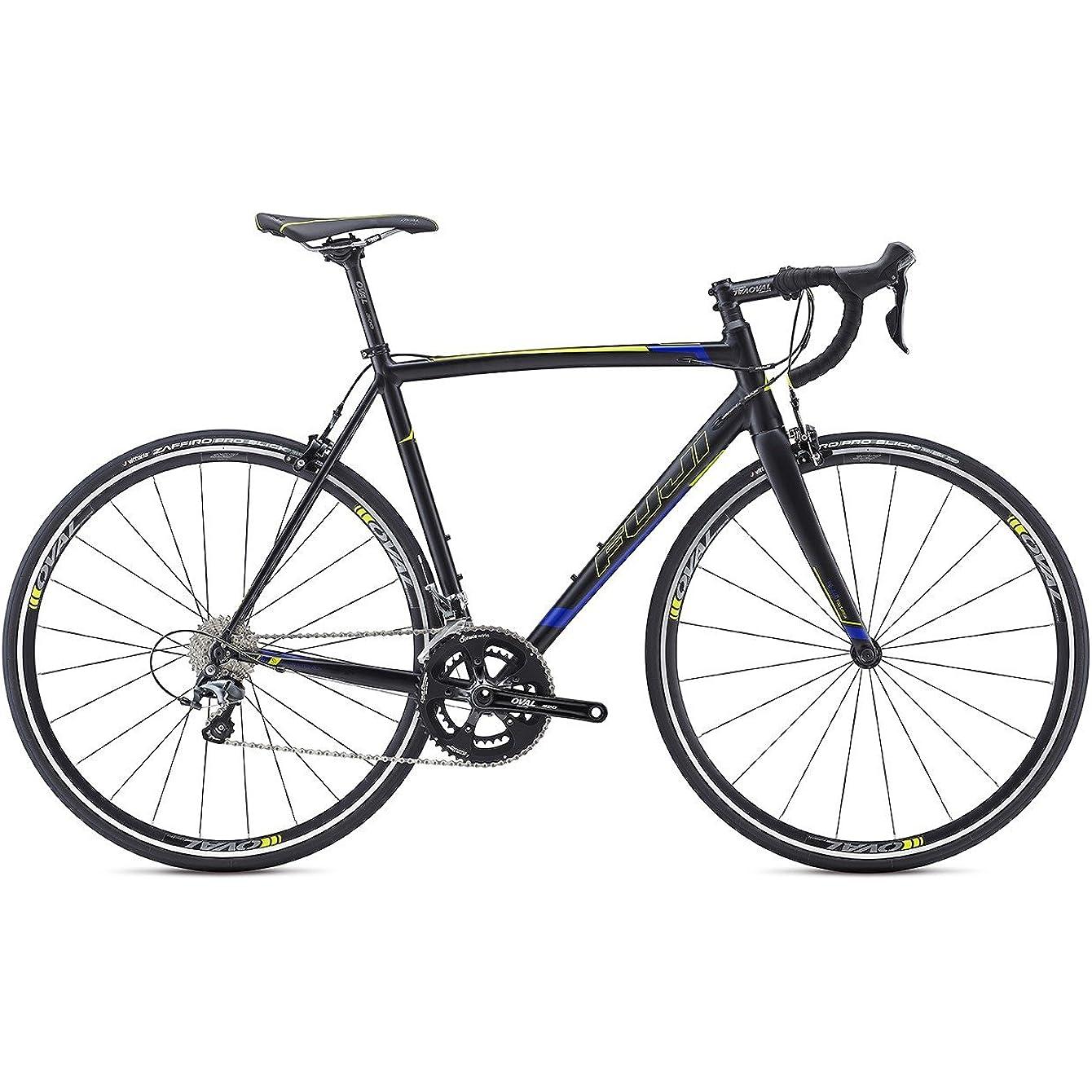 Ein qualitativ hochwertiges Rennrad bekommen Sie von der Marke Fuji.