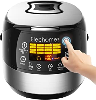 Elechomes CR502 10 Cups Electric Rice Cooker