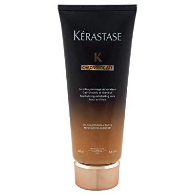 Kerastase Chronologiste Revitalizing Exfoliating Care Scalp and Hair Pre-Shampoo