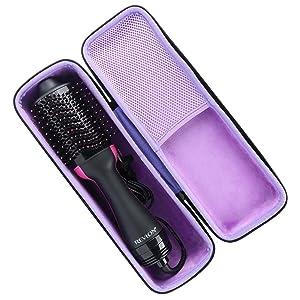 co2crea Hard Travel Case for Revlon One-Step Hair Dryer & Volumizer& Styler