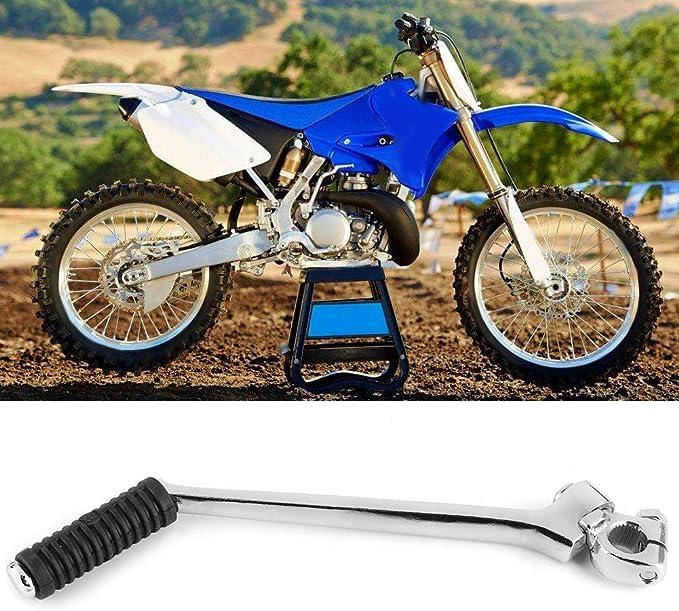 Motorcycle Kick Start,16mm 280mm Kick Start Steel Alloy Starter Lever Fits for PIT PRO Trail Dirt Bike 150c 200cc 250cc