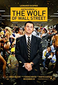 "The Wolf Of Wall Street #2 (Leonardo DiCaprio) Movie Poster 24""x36"" New. Ships Rolled In Shipping Tube."