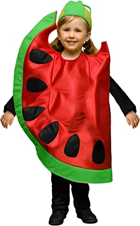Disfraz de Sandia (5-6 años): Amazon.es: Juguetes y juegos