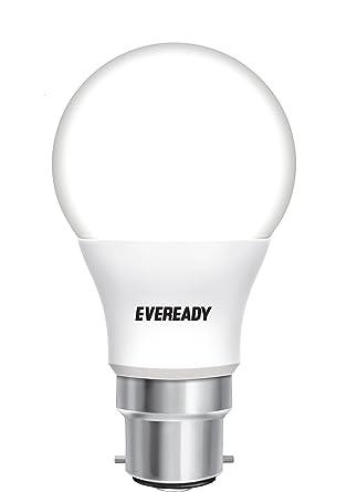 Lovely Eveready Base B22D 3 Watt LED Bulb (Cool Day Light) Great Ideas