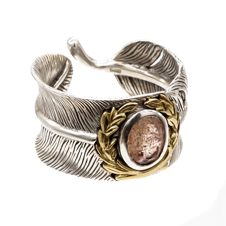 サンストーンの宝石の意味と宝石言葉・他の石との相性・アクセ