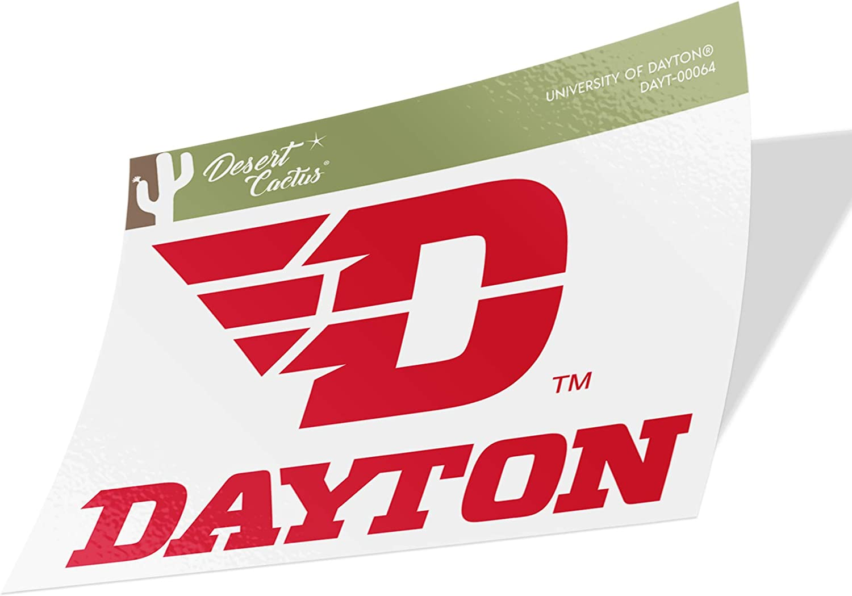 University of Dayton Flyers NCAA Vinyl Decal Laptop Water Bottle Car Scrapbook (Sticker - 00064)