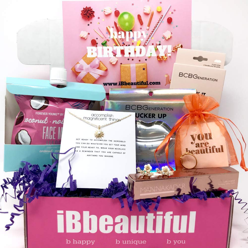 Birthday Gift Box For Teen Girls Ages 12 13 14 15 Best Birthday Gifts For Girls Buy Online In United Arab Emirates At Desertcart Ae Productid 58275270