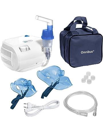 Amazon.es: Inhaladores de vapor, nebulizadores y accesorios ...