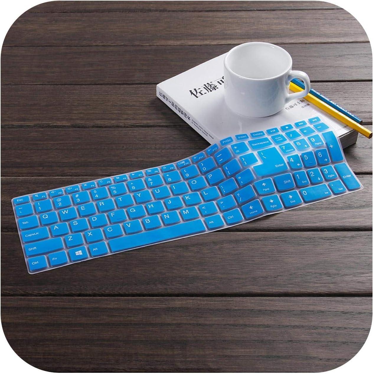 Pour Lenovo Ideapad 310 15//510 15//110 15 17 Ordinateur Portable Nouveau 15 15,6 pouces Clavier Couverture Protecteur de Protection de la peau Noir