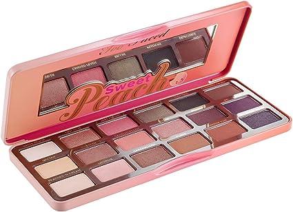Too Faced (Exclusivo Sephora) - Paleta sombras de ojos sweet peach: Amazon.es: Belleza