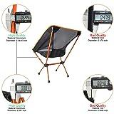 Tinya Ultralight Backpacking Camping Chair: Kids