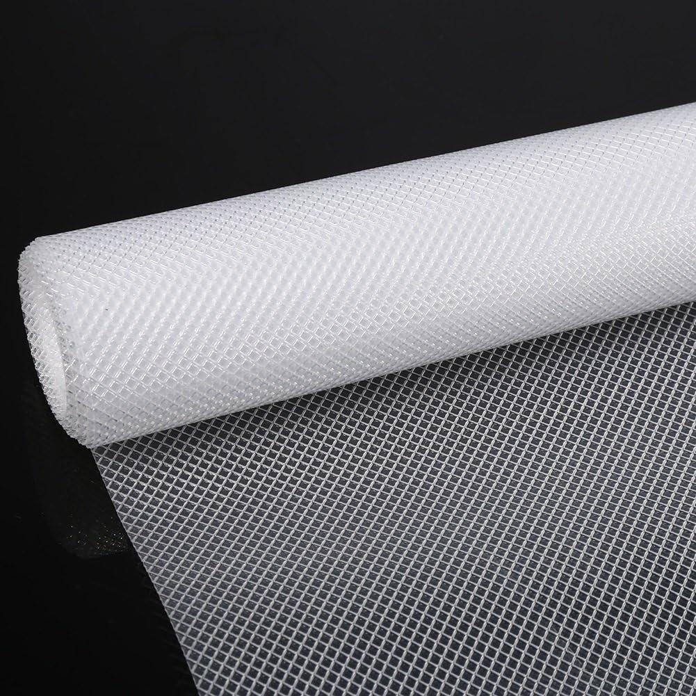 Bandeja de caj/ón EVA no adhesivo Liner transparente antideslizante para cajones para armarios Color : #1 , tama/ño : 120*45cm