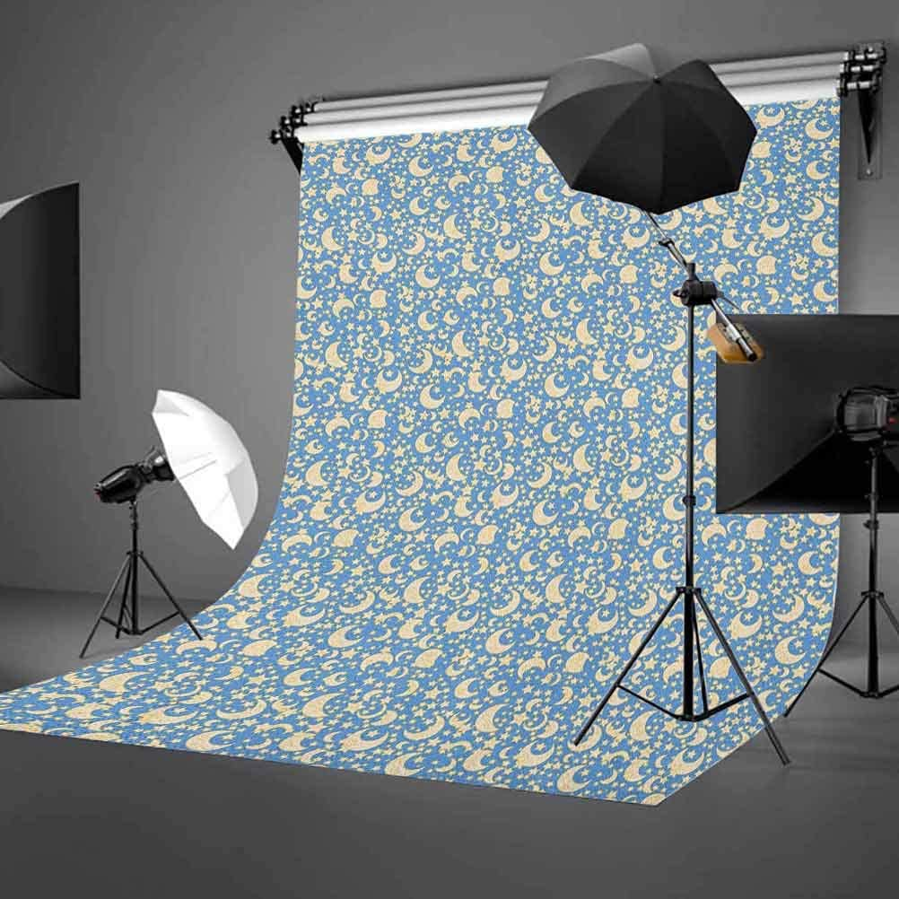 7x10 FT Feather Vinyl Photography Background Backdrops,Hand Drawn Head of Cat with Crown Sketchy Boho Ink Drawing Style Hippie Animal Background for Selfie Birthday Party Pictures Photo Booth Shoot