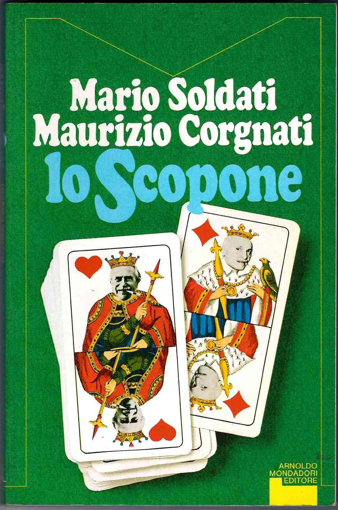 Amazon.it: Lo Scopone - Mario Soldati - Maurizio Corgnati - Libri