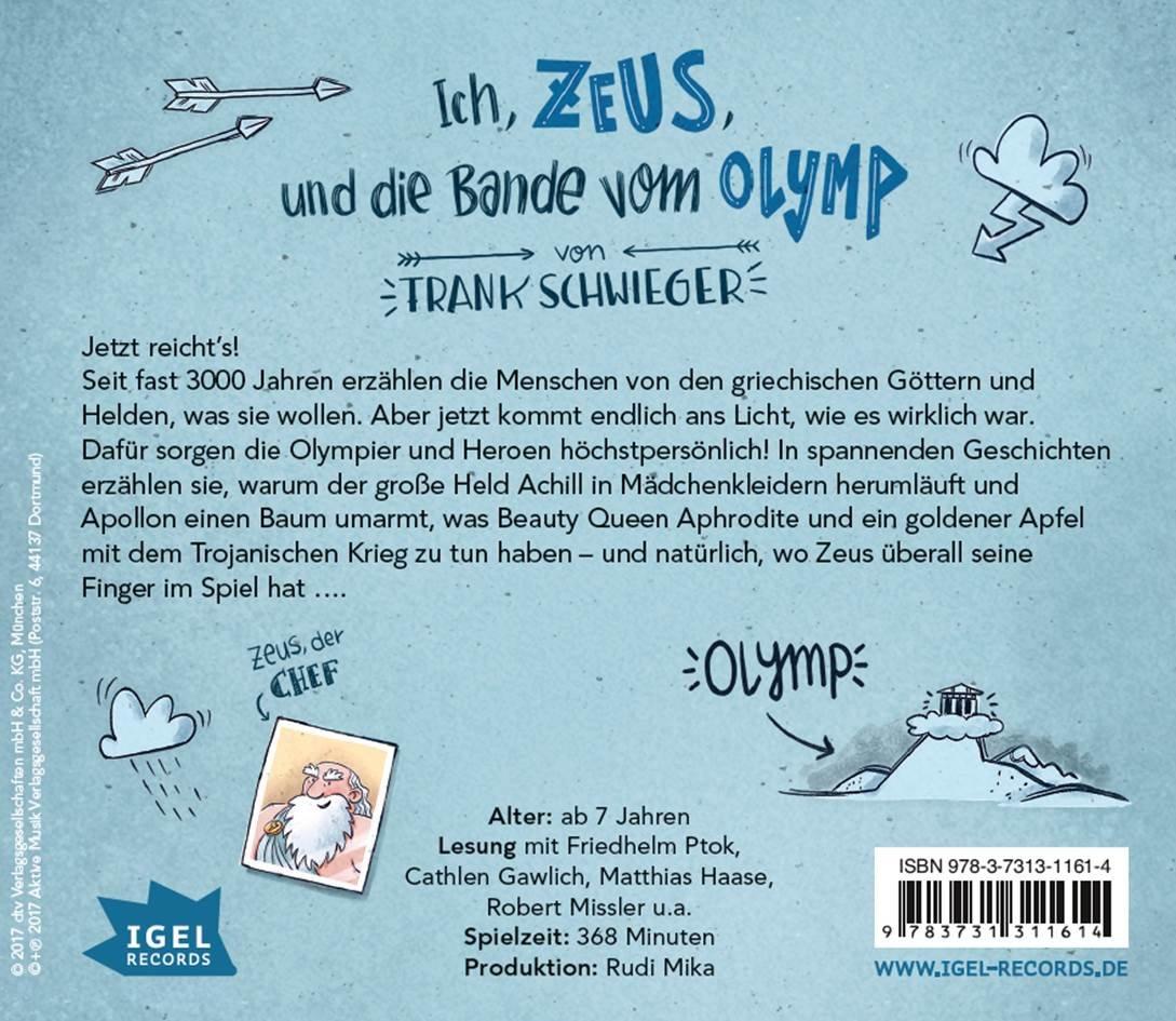best loved so cheap great look Ich, Zeus, und die Bande vom Olymp: Götter und Helden ...