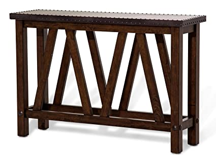 Prime Amazon Com Michael Amini Fs Brgtn223 Brighton Console Table Cjindustries Chair Design For Home Cjindustriesco