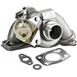 For Ford/Fiat/Citroen/Peugeot/Volvo TD025 Turbocharger with Internal Wastegate Turbine